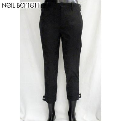 【送料無料】 ニールバレット (NeilBarrett) メンズ クロップドパンツ PBPA265H A016 01 61S
