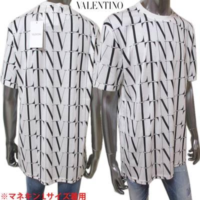 正式的 【完売】ヴァレンティノ VALENTINO メンズ トップス Tシャツ GB02A 半袖 Tシャツ ロゴ 総柄VLTNロゴプリントTシャツ トップス 白 バレンチノ バレンティノ ヴァレンチノ UV3MG08H 6PE A01 (R75900) GB02A 2020年秋冬新作【送料無料】【smtb-TK】, カワキタマチ:ef7a0664 --- celebssnapchat.com