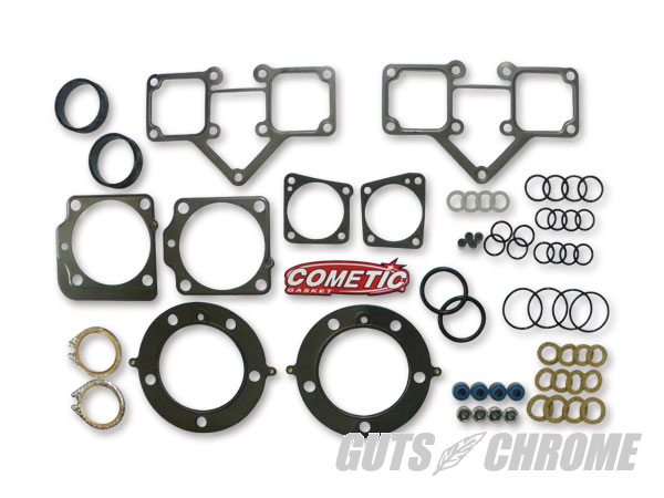 HG36_3400-9967 コメティック メタル TOP END GSKET KIT 66-84