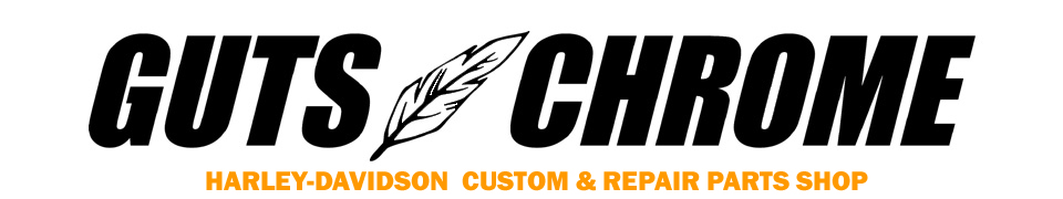 GUTS CHROME:ハーレーのバッテリーやオイルなどのパーツ通販