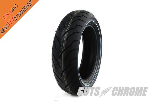 【取寄】46-0245 ダンロップ アメリカンエリート リア タイヤ Rear