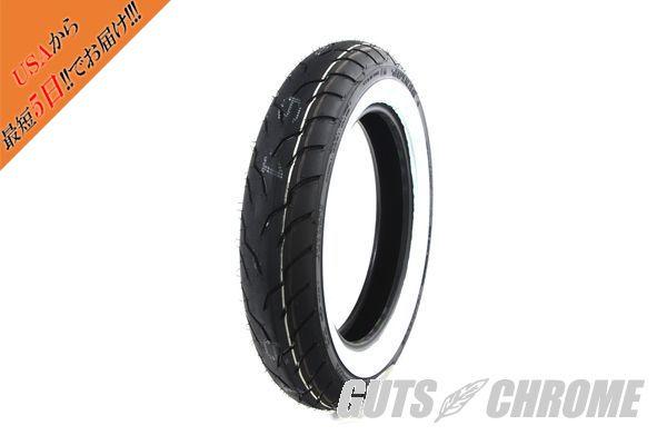 【取寄】46-0247 ダンロップ アメリカンエリート フロント タイヤ Front