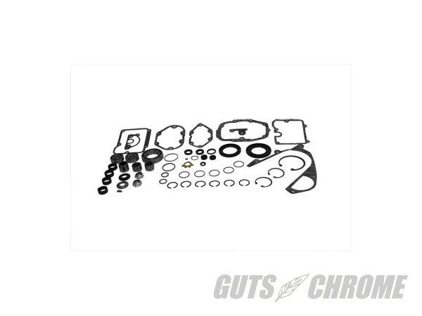 【取寄】17-1019 ジムズ トランスミッション ハードウェアー リビルト FLT 1980-1984FXR 1982-1984