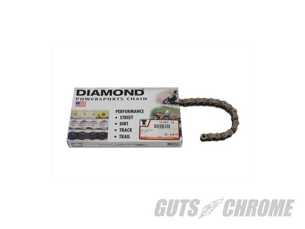 【取寄】19-0347 ニッケル プレートD チェーン All chain drive models
