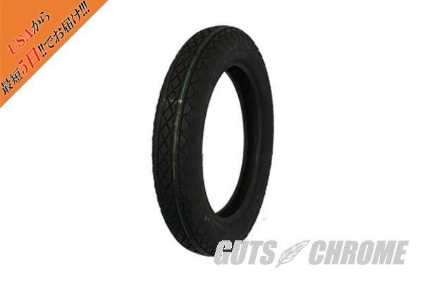 【取寄】46-0342 コッカー レプリカ タイヤ ブラック ダイヤモンド Front or Rear