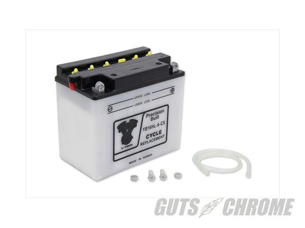 【取寄】53-0554 12 ボルト バッテリー FLST 1991-1996