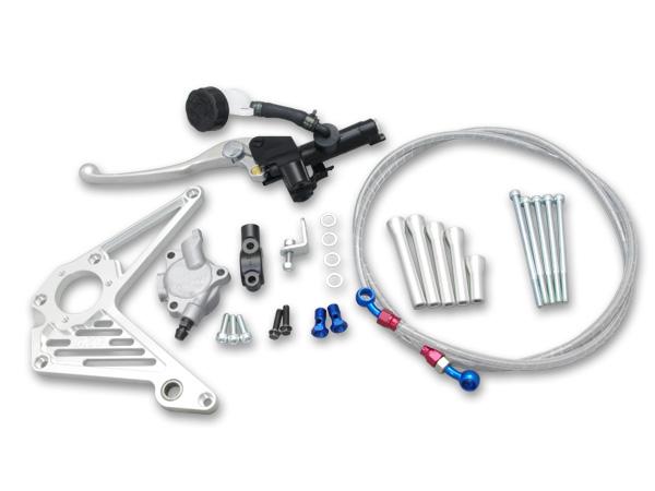 72-85 Z/J ビレット油圧クラッチキット レーシングタイプ シルバー
