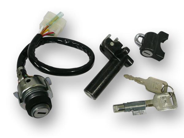 FX1/Mk2 メインスイッチ&ロックセット
