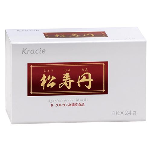 『クラシエ 松寿丹粒(しょうじゅたん) 4粒x24袋』