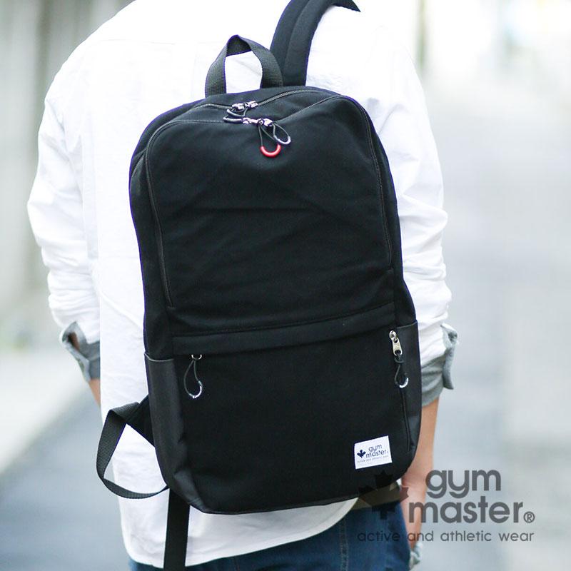 ジムマスター リュック バッグ スウェット リールストラップ ストアー しかくい デイパック バックパック gym master G857364 割引も実施中 スウェットしかくい A4