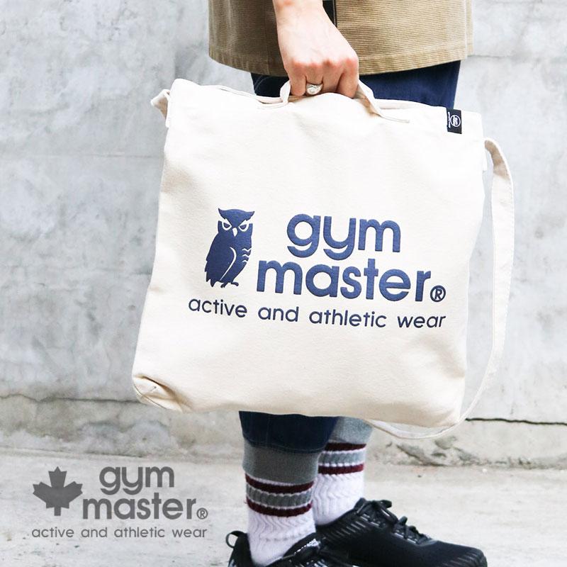 34fd9360d5d gym master (gym master) formula owl logo 2WAY tote bag gym master   Tote  bag   Canvas   2WAY   Owl   Print   Men's   Lady's   Shoulder bag   A4 ...