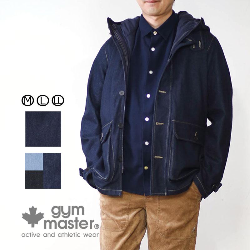 gym master(ジムマスター) G857315D 3WAYデニムマウンテンパーカー