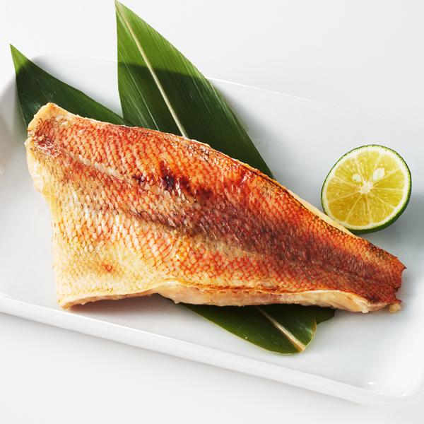 赤魚は白身の魚で身は淡白 味噌と酒粕の香りが調和してます 赤魚西京漬け 1枚 冷凍便 西京焼き 漬魚 アカウオ 酒粕 あかうお 西京味噌 切り身 [正規販売店] 大人気