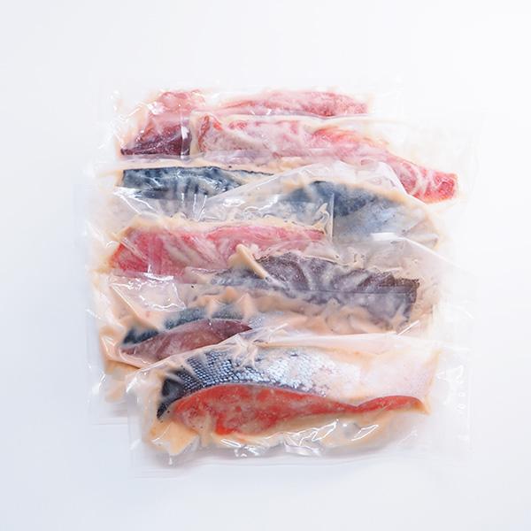 西京漬けの種類が増えて よりおいしい魚をお届けします 漬け魚 西京漬け セット4000円 冷凍便 西京焼き 銀鮭 金目鯛 漬魚 イカ 返品交換不可 赤魚 ブリ トレンド サワラ