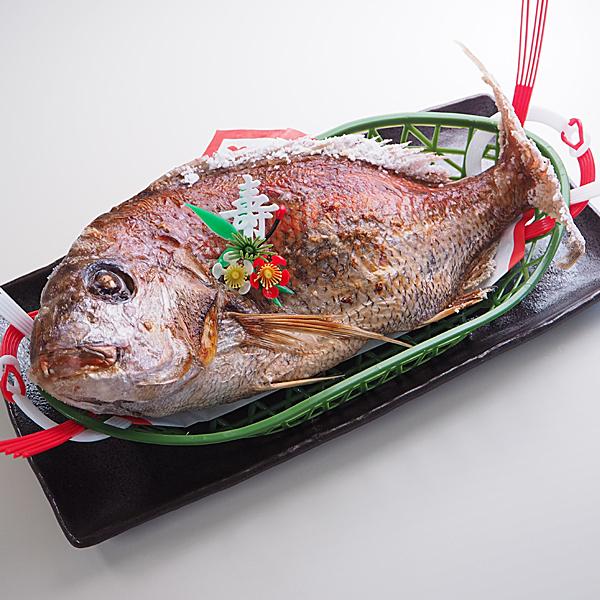 1kgの大きな天然真鯛を塩焼き 新商品!新型 お祝い用に間違いない鯛です 祝い鯛 1kgサイズ 冷蔵便 天然 祝日 タイ おくいぞめ たい お祝い お喰い初め 焼きたい 焼き鯛