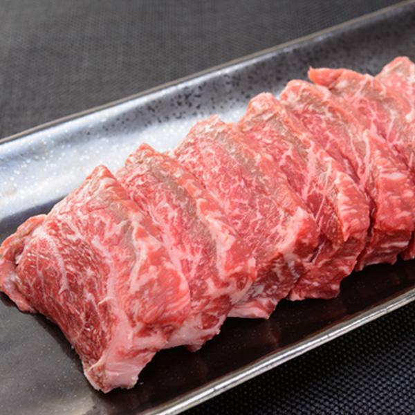 黒毛和牛 焼き肉400g (モモ) 冷凍便 商品代引不可 [黒毛和牛,焼き肉]