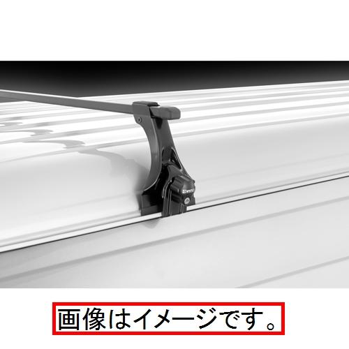 【JJ1/JJ2N-VAN専用システムキャリア】 INNO(カーメイト) 年式H30.7~ [INDDK+INB137]ハイルーフ