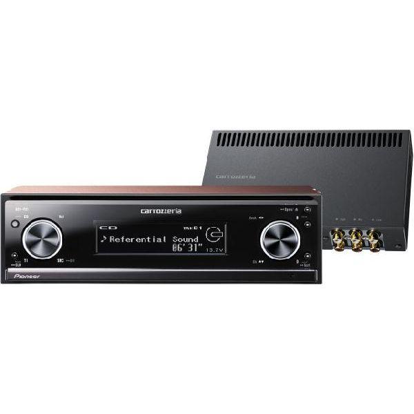 パイオニア カロッツェリア DEH-P01 CDチューナーデッキ CD/USB/チューナー・WMA/MP3/AAC/WAV対応・DSPメインユニット