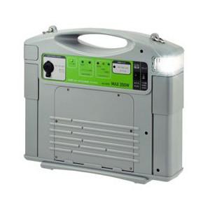 セルスター Cellstar PD-650 ポータブル電源 350Wインバーター パワーライト付