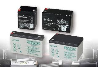 GSユアサ RE12-12 小形制御弁式鉛蓄電池 REシリーズRE12-12