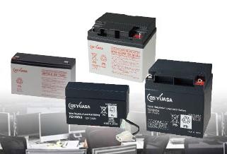 GSユアサ PE12V17-A【日本製】 小形制御弁式鉛蓄電池 PEシリーズPE12V17-A