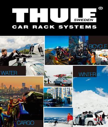 【世界が認めるトップメーカー】 THULE スーリー Foot pack 953 TH953 (1060ー4)フツト4コセツト 953