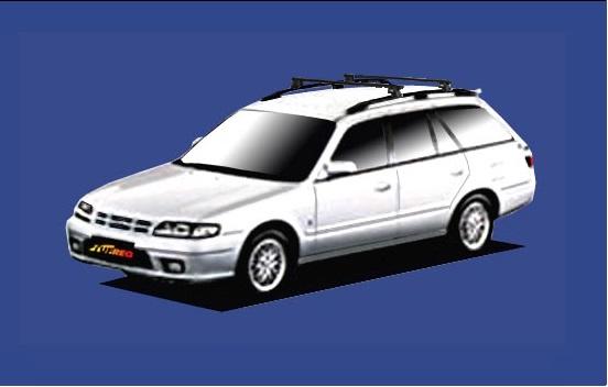 【テルスターワゴン専用システムキャリアセット】H9.11~H11.12 GW 全車共通 セイコウ TUFREQ タフレック VB6+FRA1+不要
