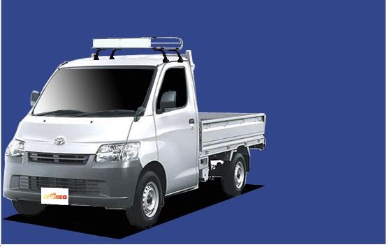 【タウンエーストラック専用ルーフキャリア トラック用】SEIKOH TUFREQ ル-フキャリア Cシリーズ H20.2~ S402U シングルキャブ CL321A セイコウ タフレック 精興工業