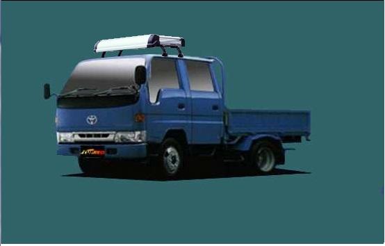【ハイエーストラック専用ルーフキャリア】SEIKOH TUFREQ ル-フキャリア Kシリーズ S54.12~H7.5 LH ダブルキャブ KL42 セイコウ タフレック 精興工業