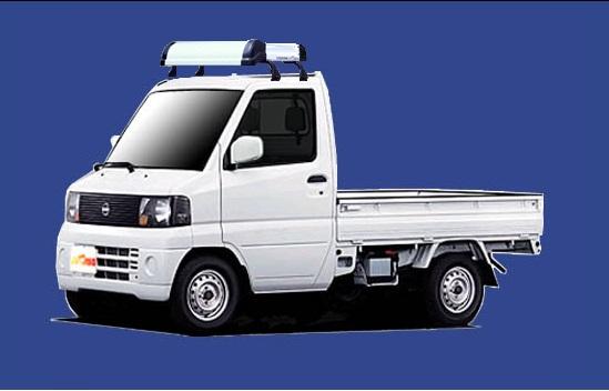 【クリッパートラック専用ルーフキャリア】SEIKOH TUFREQ ル-フキャリア Kシリーズ H15.9~H25.12 U71T/U72T 全車共通 KL228A セイコウ タフレック 精興工業