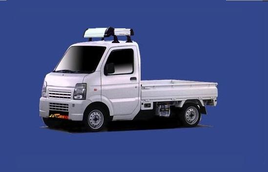 【スクラムトラック専用ルーフキャリア】SEIKOH TUFREQ ル-フキャリア Kシリーズ H14.5~H25.9 DG63T 全車共通 KF327B セイコウ タフレック 精興工業