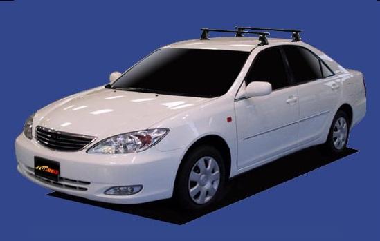 【アルティス専用システムキャリアセット】H13.9~H18.1 ACV3# 全車共通 セイコウ TUFREQ タフレック VB6+FFA1+TA1