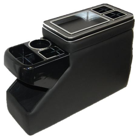 CA スマートコンソールBOX ブラック A-304 スライド式 シーエー通商
