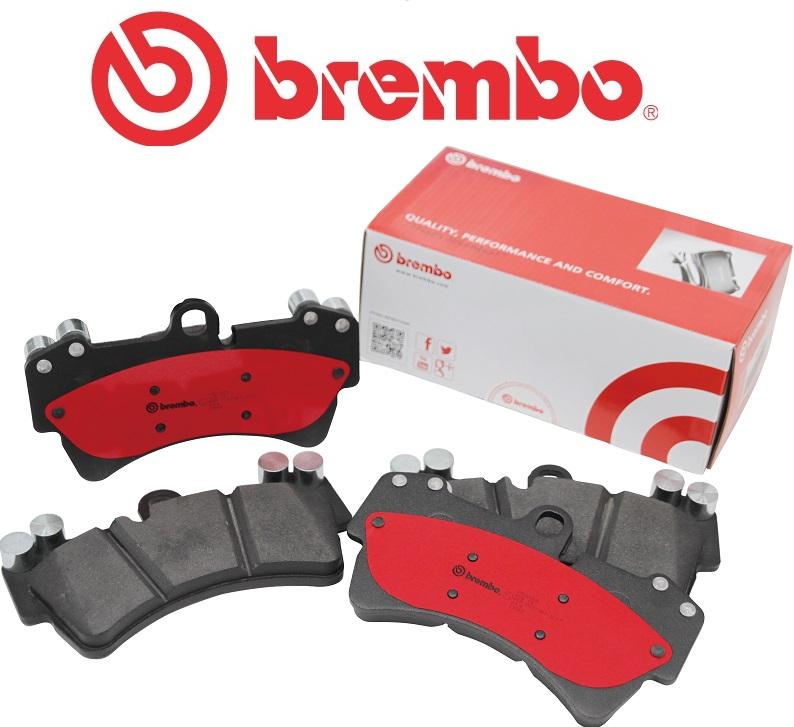 ブレンボ ブレーキパッド セラミック P44 012N ランドローバー レンジローバー () LM44 02/04~05/06 車台No.→5A999999/《グレード》4.4 V8 フロント左右セット