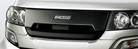 無限 MUGEN 75100-XMD -K0S0 フロントスポーツグリル N BOX
