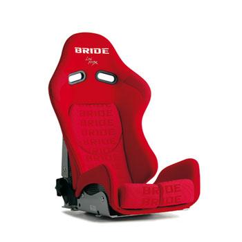 BRIDE G22IMR GIASII レッドロゴ カーボンアラミド製シェル スタンダードクッション ブリッド リクライニングシート