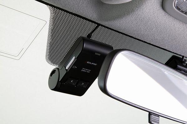 イクリプス DREC100 オールインワンタイプ カメラ・本体一体型ドライブレコーダー ECLIPSE 富士通テン FUJITSU TEN