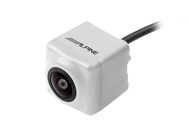 マルチビュー・リアカメラ(パールホワイト) ALPINE(アルパイン) HCE-C250RD-W