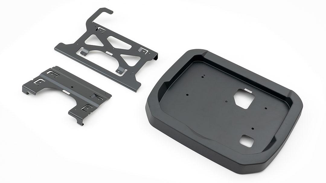 アルパイン KTX-H3005BK ホンダ・N-BOXカスタム(H29/9~現在)専用12.8型リアビジョン取付けキットKTXH3005BK