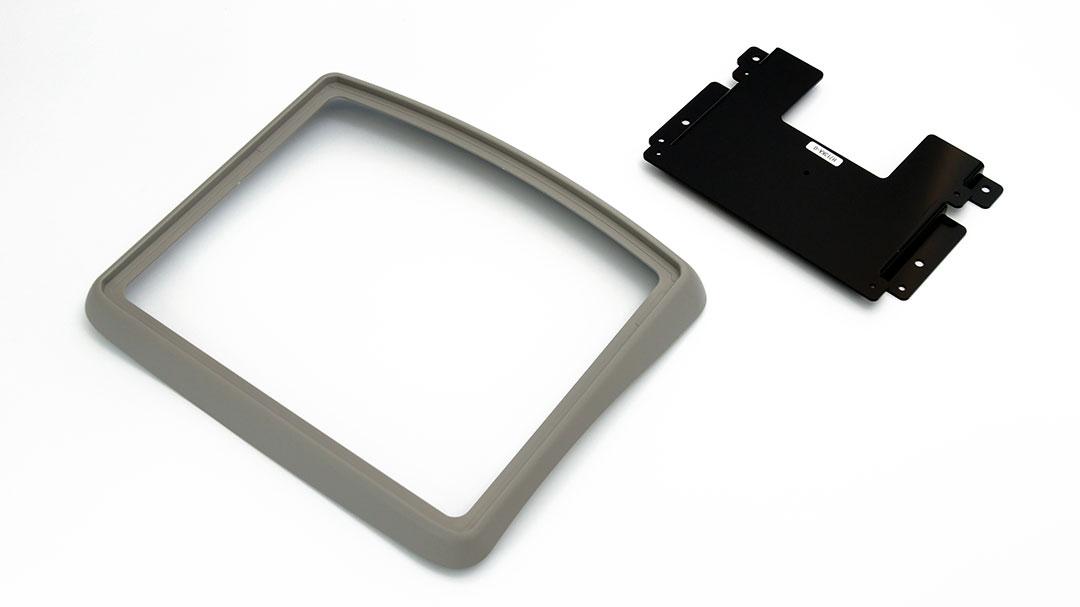 サンルーフ無車用KTXH713VG 10.1/10.2型リアビジョンパーフェクトフィット N-BOX/N-BOXカスタム専用 アルパイン KTX-H713VG
