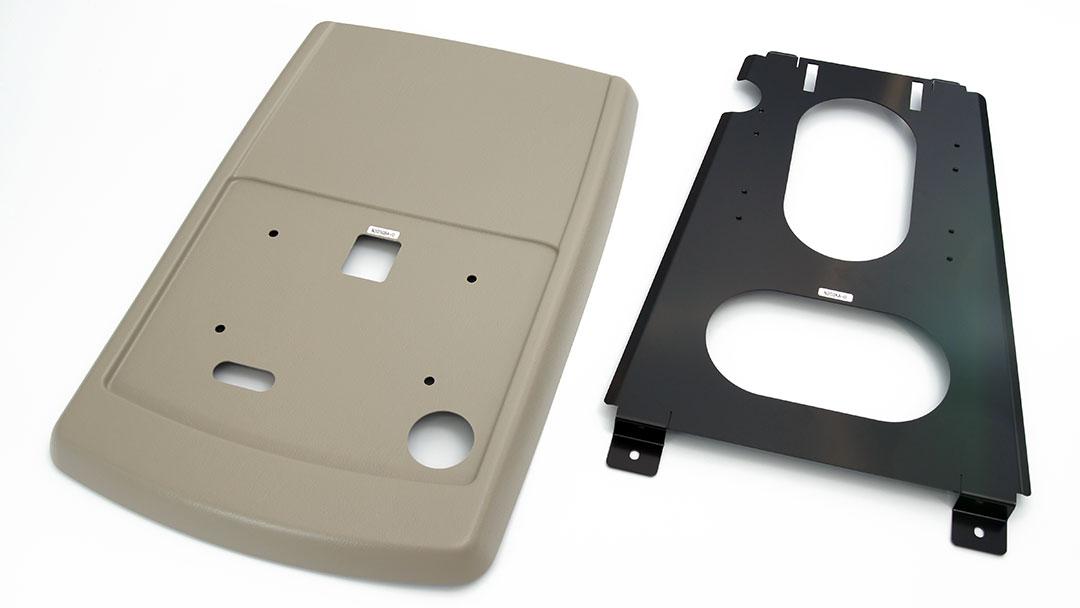アルパイン KTX-N203GB セレナ/セレナハイウェイスター/ランディ(C25系)専用 10.1/10.2型リアビジョンパーフェクトフィットKTXN203GB