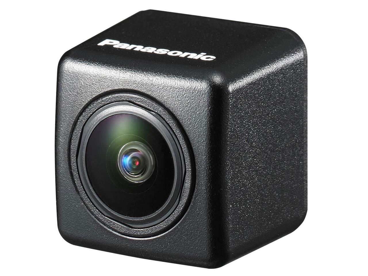 パナソニック CY-RC100KD バックカメラ CY-RC90KDの後継 変更点HDR追加 画角向上 取付性向上 CYRC100KD