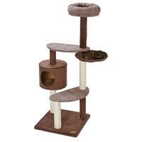 ペティオ ADD 猫のおあそびポールチェックハイタイプ A25503 送料無料