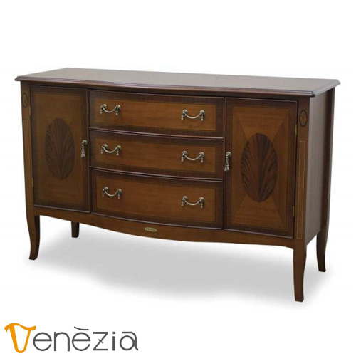 ベネチア チェスト120 Venezia アンティーク調 完成品 東海家具