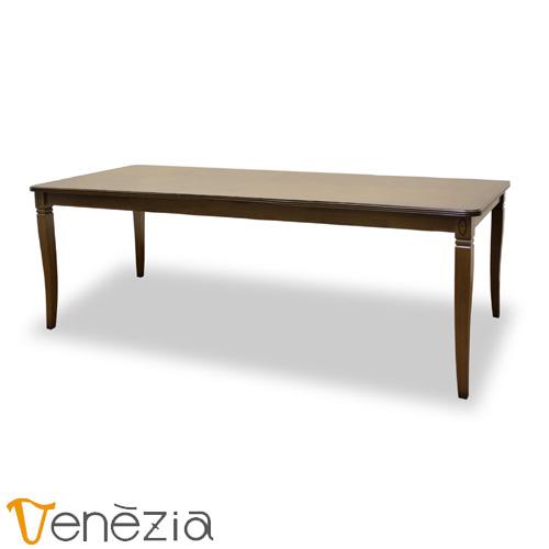 ベネチア DT180 Venezia ダイニングテーブル アンティーク調 完成品 東海家具