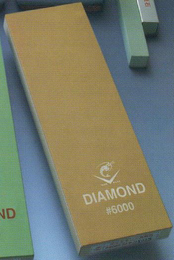■[送料無料]ナニワ研磨 焼結ダイヤモンド角砥石 #6000 超仕上用 DR-7560