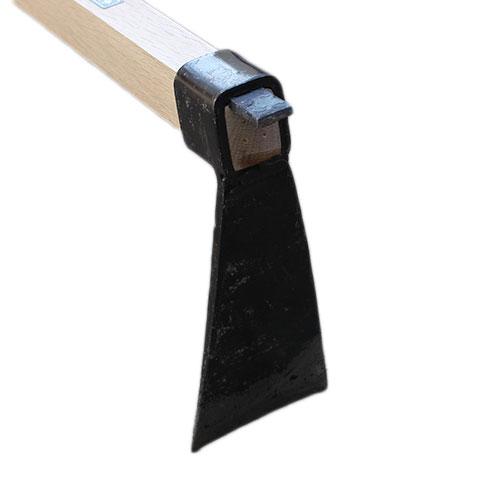▲播州三木産 高級鍛造 丁能鍬 N321 1200mm柄 厳選国産本樫柄