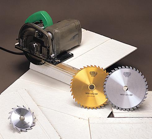 ■ツムラ 窯業系サイディング用スーパーチタンチップソー 110x1.8 x14 丸鋸 電動 刃研ぎ