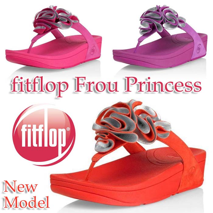 2012 New model home genuine fit flops flow Princess fitflop frou Frou Princess exercise Sandals limited