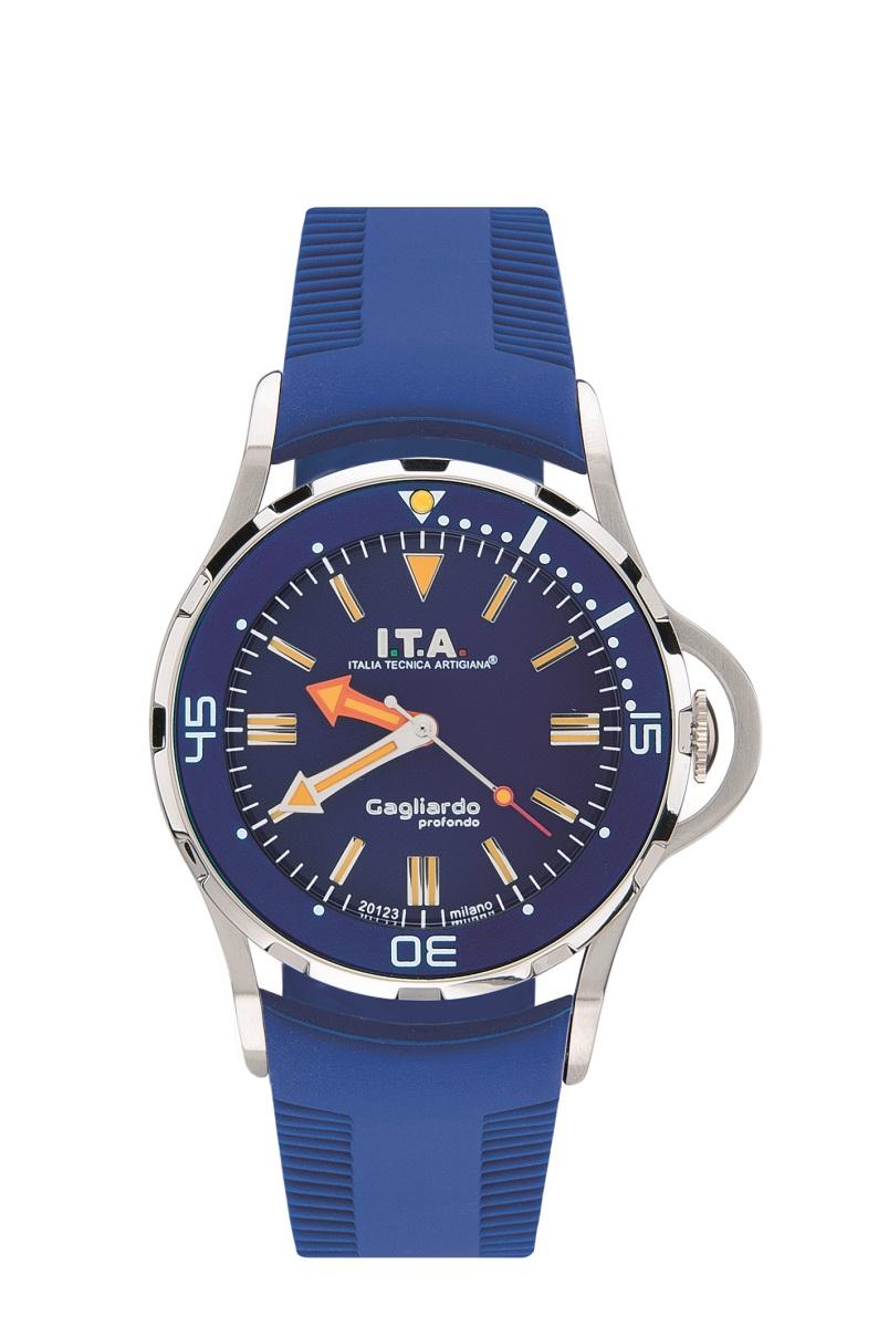 【 ITA 新作】 送料無料 Ref.24.01.04 I.T.A. Gagliardo profondo ガリアルド プロフォンド ニューコレクション 2017年6月下旬発売 輸入元:一新時計